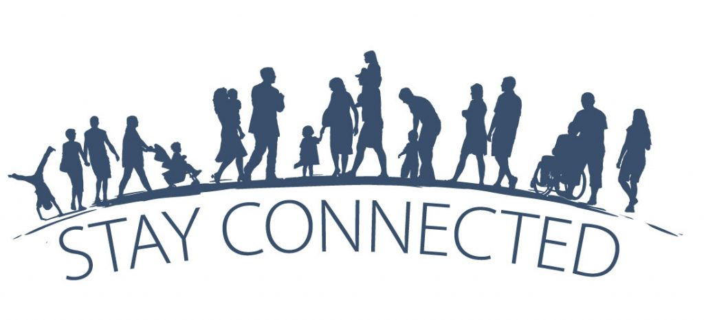 Stay Connected to Community