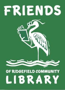 Friends of the Ridgefield Community Library Logo