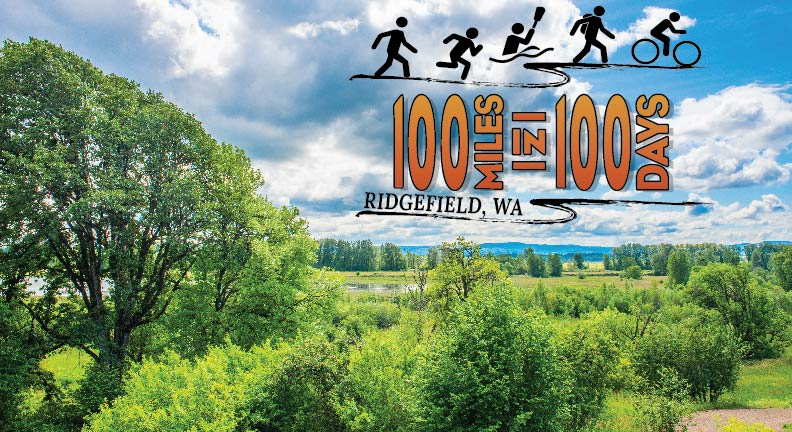 100 Miles in 100 Days